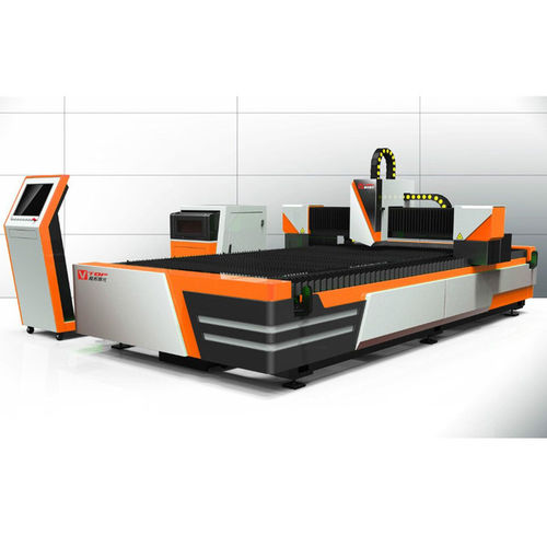 SS cutting machine / for metal / fiber laser / sheet metal