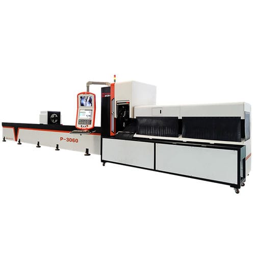 tube cutting machine / for aluminum / for steel / for stainless steel