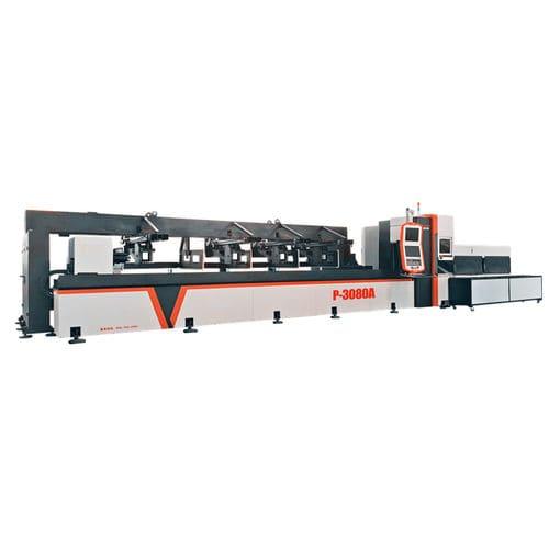 metal cutting machine / fiber laser / for tubes / profile