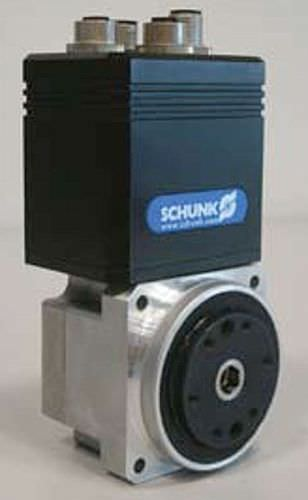 Electric rotary module / robotic 0.75 - 6.8 Nm | PRH SCHUNK