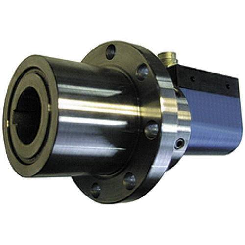 Rotary torque sensor / with flange connection / high-accuracy / pulley MR12 SCAIME