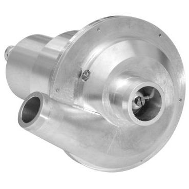 electrically-powered turbo-compressor / oil-free / compact / radial