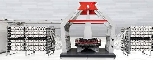 high-speed weaving machine / circular