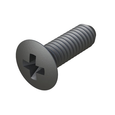 button head screw / Phillips / polyamide / nylon