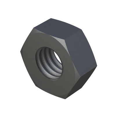 hexagonal nut / rivet / nylon