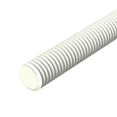 plastic threaded rod