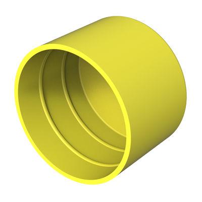 round cap / low-density polyethylene / protective