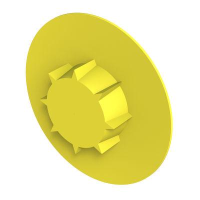 round plug / male / low-density polyethylene (LDPE) / protection