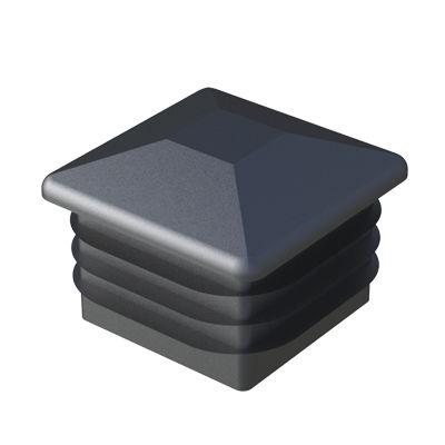 square plug / rectangular / finned / male
