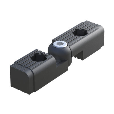 profile assembly adjustable angle connector