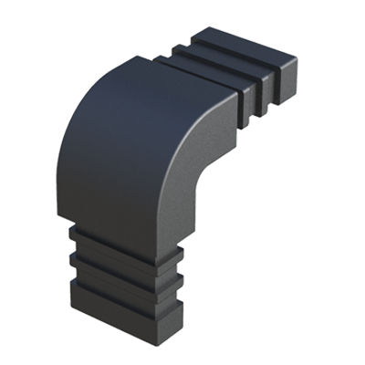 elbow tube connector / polyamide