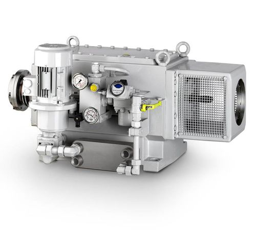 High-torque gear reducer / for twin-screw extruder TF1L, TF1R    Siemens AG - PD - Mechanical Drives