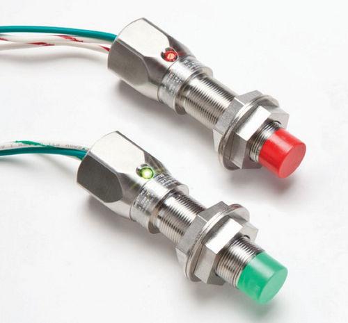 linear position sensor / NAMUR / compact / for valves