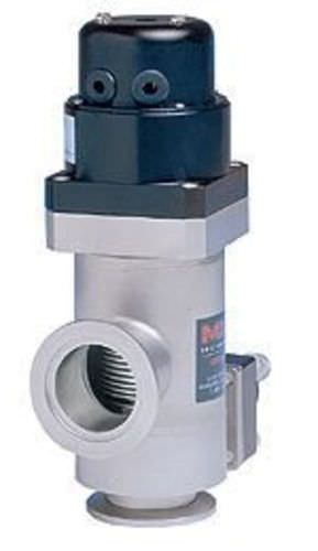 ball valve / servo-driven / pressure-control / two-stage
