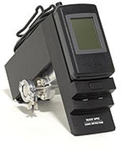 gas leak detector / sniffing / vacuum / with digital display