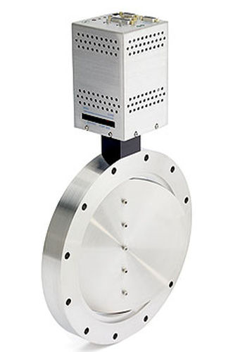 butterfly valve / pressure-control / for gas