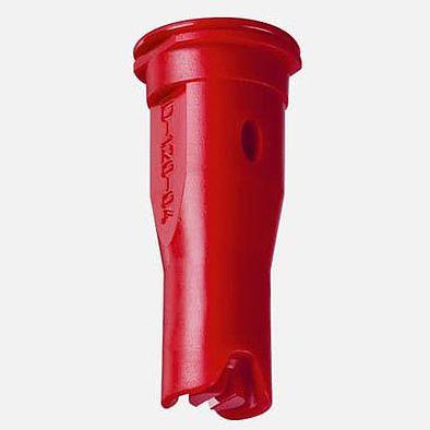 spray nozzle / injection / air / flat spray