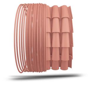 3D printer PLA filament / 1,75 mm / 2,85 mm / pink