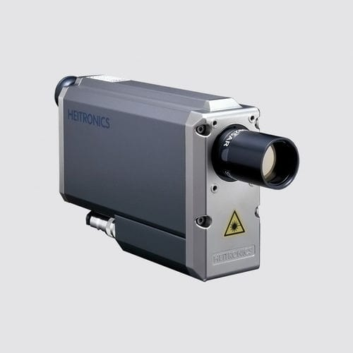 infrared radiation thermometer / digital / fixed / high-accuracy