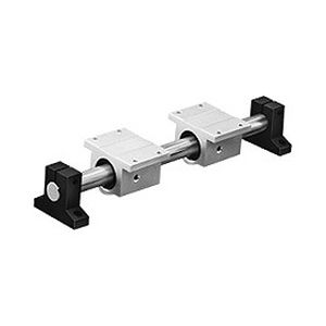 ball linear guide / round rail