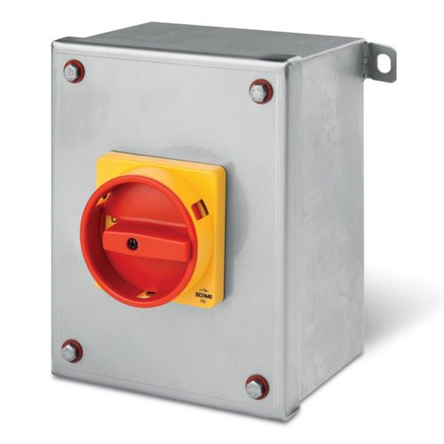 rotary disconnect switch / fuse / low-voltage
