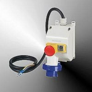 power circuit breaker / IP66 / molded case / motor protection