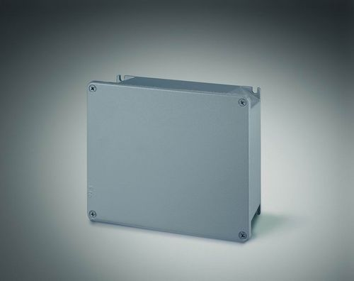 wall-mounted junction box / explosion-proof / robust / aluminum