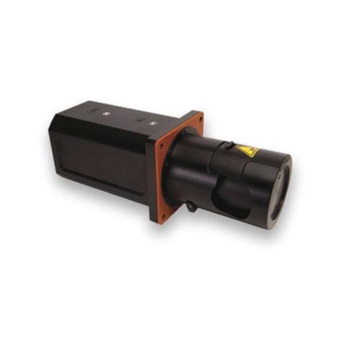 pinch valve / pneumatically-operated / aluminum / compact