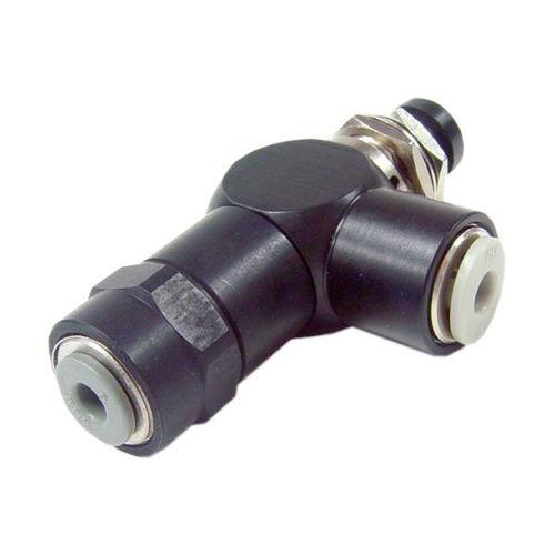 plug valve / manual / normally closed / 2-way