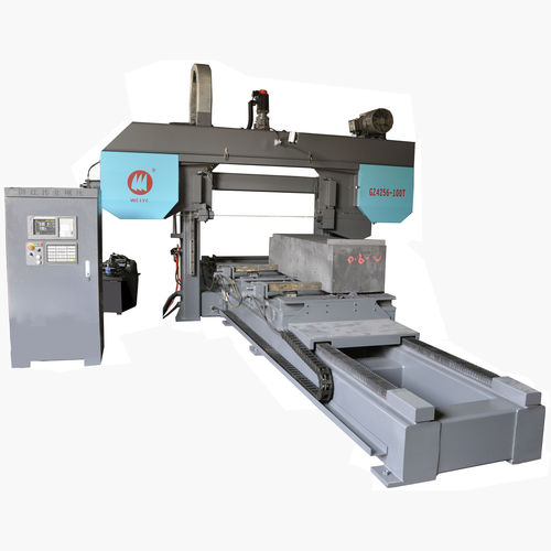 band sawing machine / graphite / automatic / high-accuracy