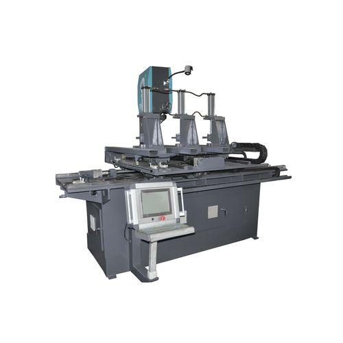 band sawing machine / graphite / for sheet metal / for flexible PU foam blocks