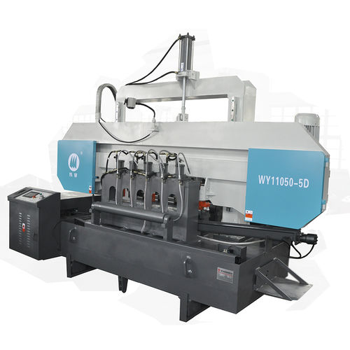 band saw / cut-off / for non-ferrous metals / for copper