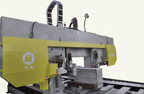 band saw / graphite / for aluminum / for non-ferrous materials