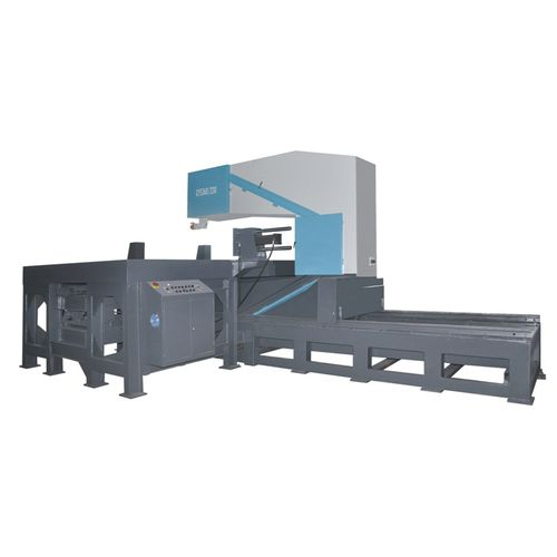 Band saw / for aluminum / for steel / for non-ferrous materials CE 600H x 2300W GY5360-230 Zhejiang Weiye Sawing Machine Co., Ltd