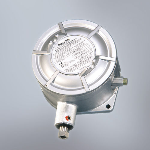 water pressure switch / Bourdon tube / explosion-proof