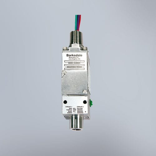 diaphragm pressure switch / compact / for hazardous areas