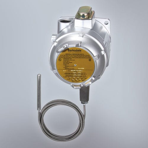 hazardous location temperature switch / explosion-proof