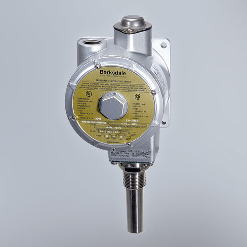 hazardous location temperature switch / explosion-proof