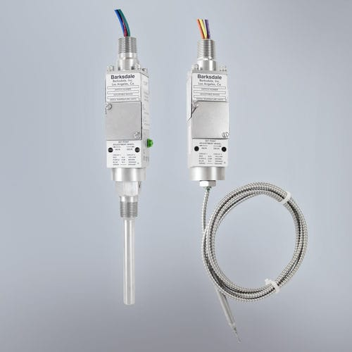 compact temperature switch / explosion-proof