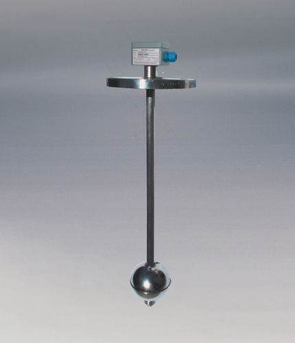magnetic float level sensor / for liquids / for storage tanks