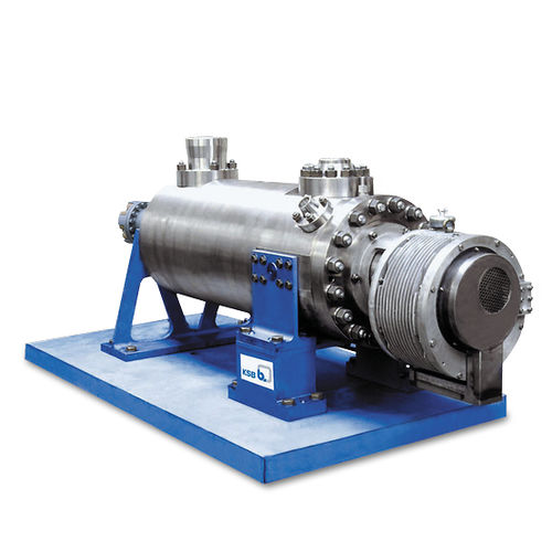 water pump / electric / for nuclear applications / multicellular