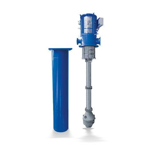water pump / condensate / electric / semi-submersible