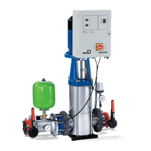 industrial pump unit / electrically-powered