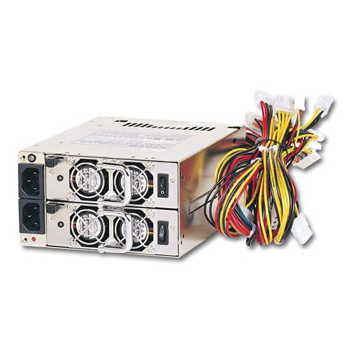 AC/DC power supply / with power factor correction (PFC) / 2U / rack-mount