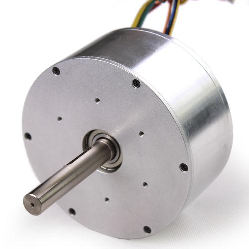 DC motor / brushless / 60 V / high-torque