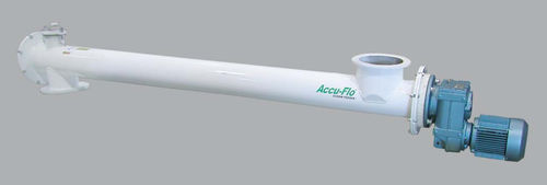 Screw feeder / motorized / for solids Accu-Flo™ 495 series Dynamic Air