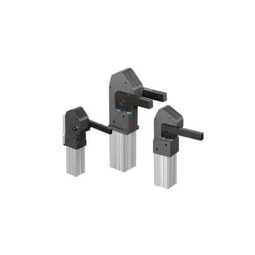 pneumatic toggle clamp / vertical / hold-down