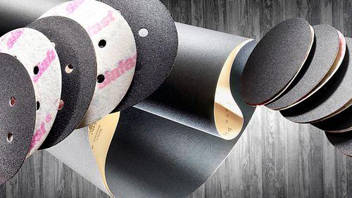 Abrasive belt / silicon carbide 1749 siaral f sia Abrasives