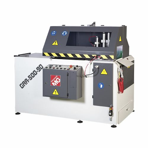 Stationary cut-off saw / circular / for aluminum / with cooling system GAA-500-90 TRONZADORAS MG