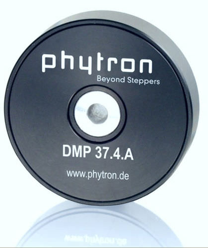 Rotary damper / visco-elastic / for stepper motors DMP 29 / 37 Phytron GmbH